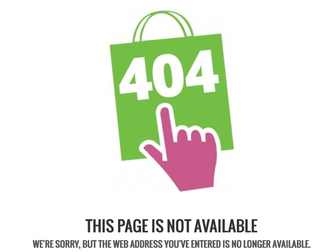 404 prestashop