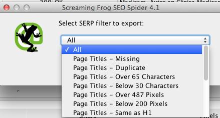 serp summary screaming